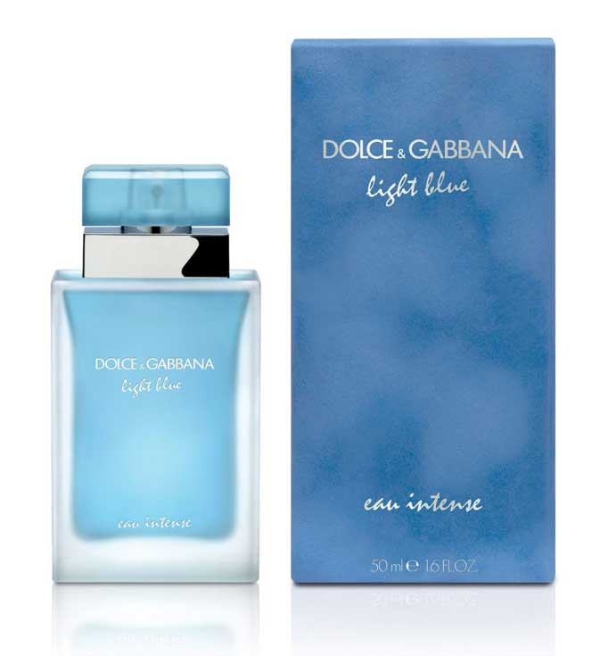 Dolce & Gabbana - Light Blue eau intense