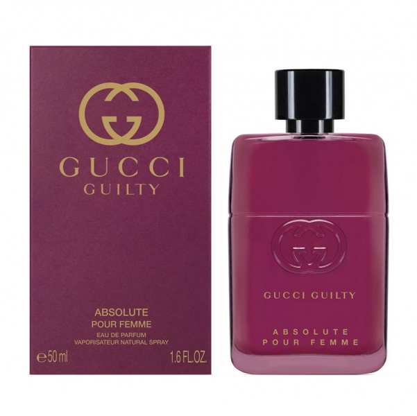 Gucci - Guilty Absolute pour femme