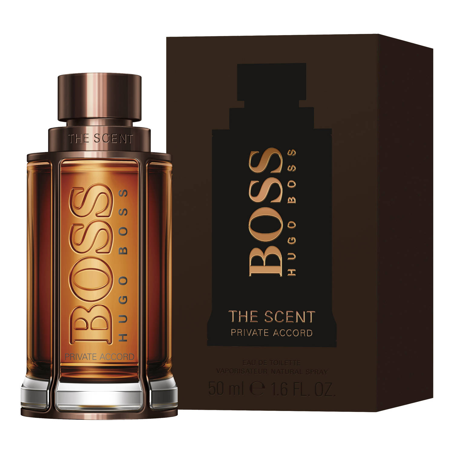 Hugo Boss - Boss The Scent Private Accord for him