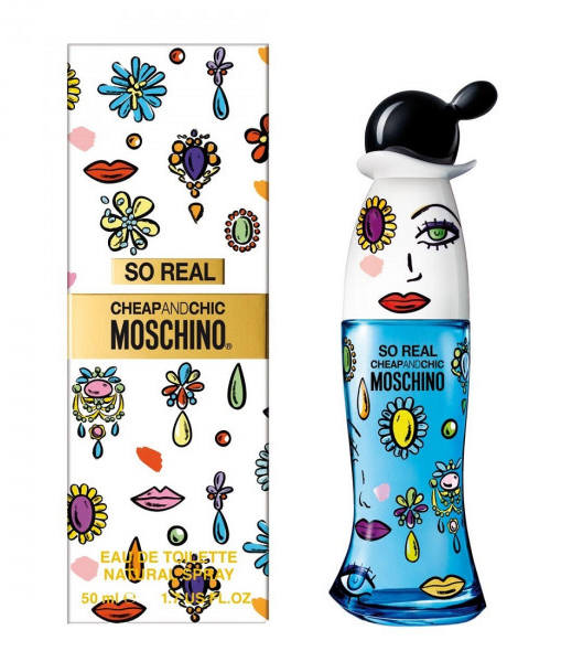 Moschino - So Real Cheap & Chic