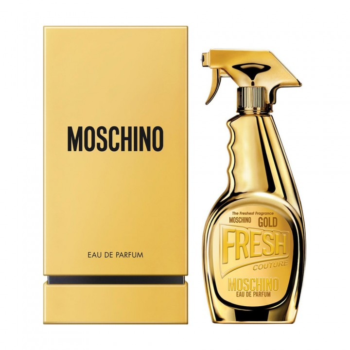 Moschino - Gold Fresh Couture